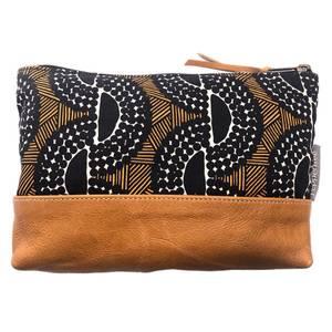 Bilde av Large Zip purse - Peppercorn mappe