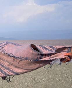 Bilde av Badehåndkle - Awash blush 100x180 cm