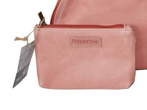 Bilde av Rosa skinnpung - Pink Essential Purse