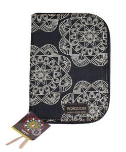 Bilde av Travel Wallet - Morocco svart Lommebok