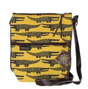 Bilde av Crossbody pouch Croc - Skulderveske med